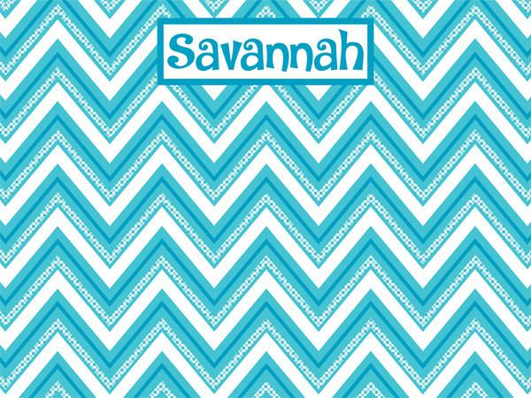Chevron with Pattern
