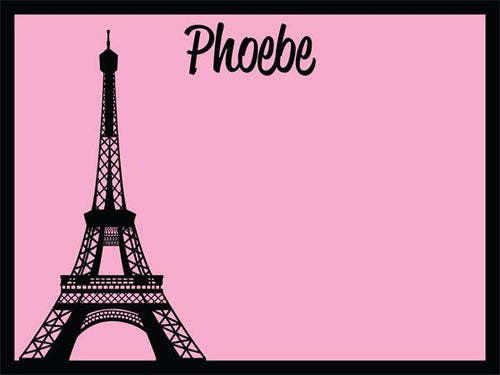 Paris coolcorks 12 x 12 adhesive back - $45 Pink