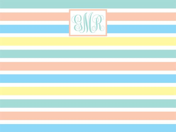 Springtime Stripes