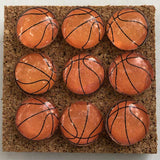 basketball glass marbled push pins coolcorks