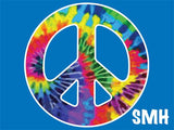 Peace Sign coolcorks 24 x 24 adhesive back - $115