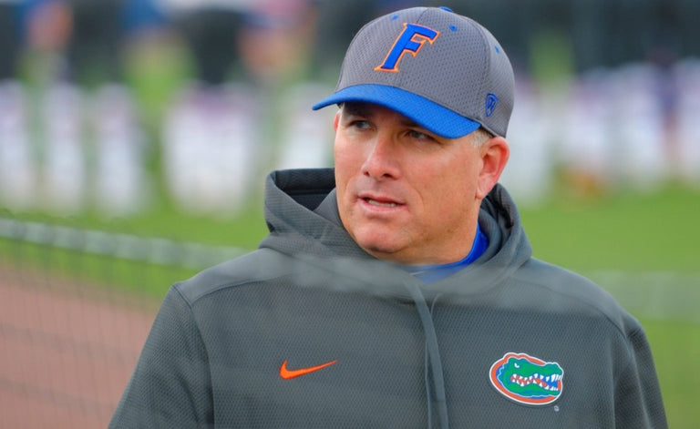 Q&A with UF Softball Coach, Tim Walton