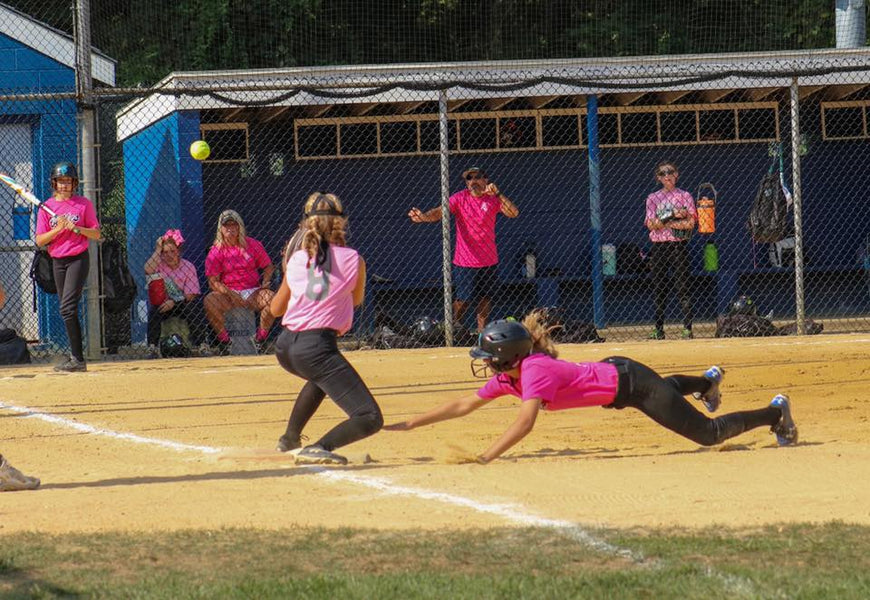Playing for the Pink | Pink Ribbon Softball