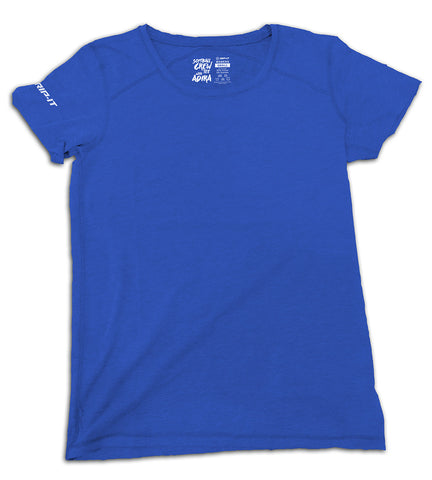 Girl's Softball Team Crew Tee