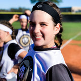 Classic Softball Two Inch Headband
