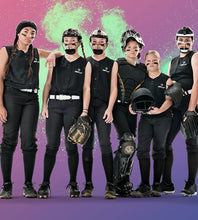 Load image into Gallery viewer, Women's 4-Way Stretch Softball Pants PRO