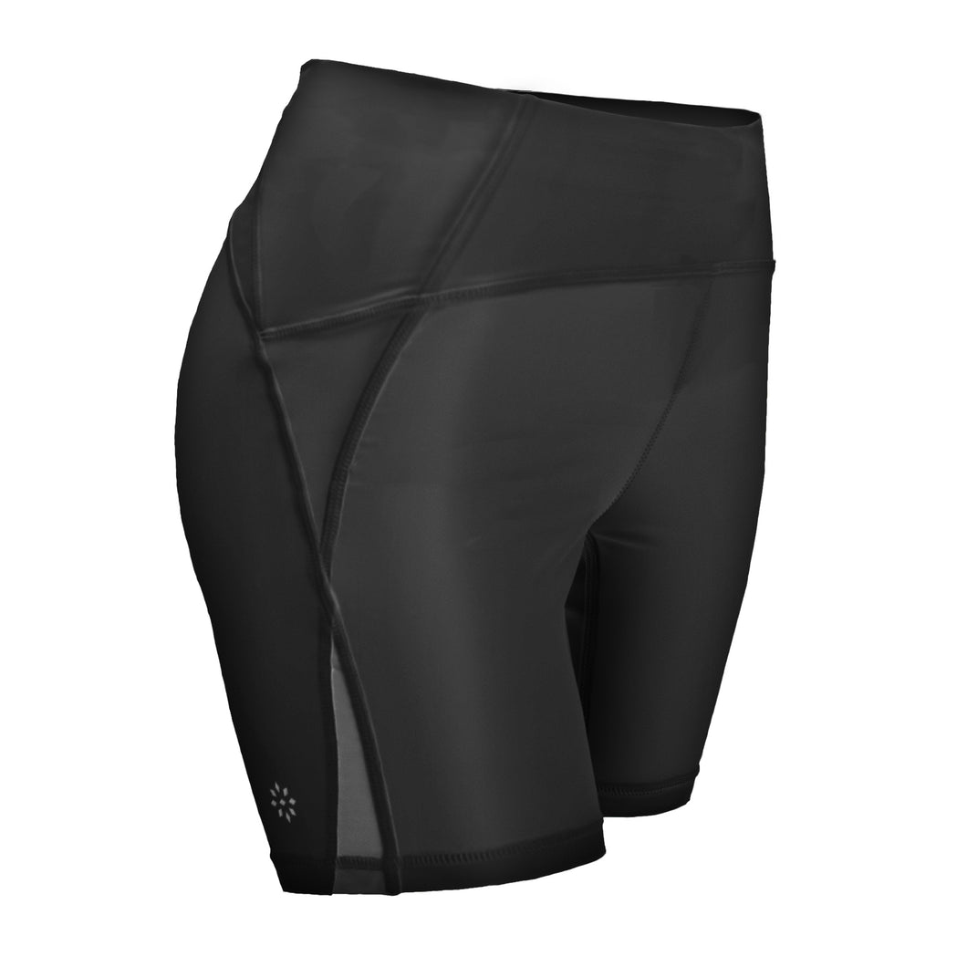 Women's Period-Protection Softball Compression Shorts PRO