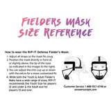 Original Defense Softball Fielder's Mask PRO