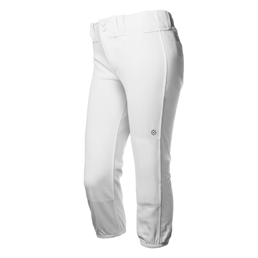 Girl's 4-Way Stretch Softball Pants