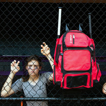 Load image into Gallery viewer, Tournament Softball Backpack