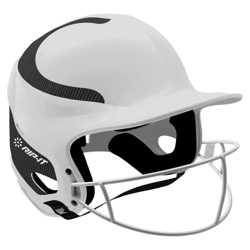 Vision Classic Pinstripe Softball Batting Helmet