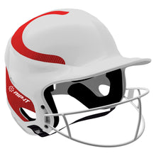 Load image into Gallery viewer, Vision Classic Pinstripe Softball Batting Helmet