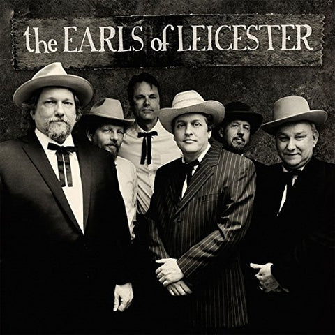 Earls of Leicester - Earls of Leicester (2014)