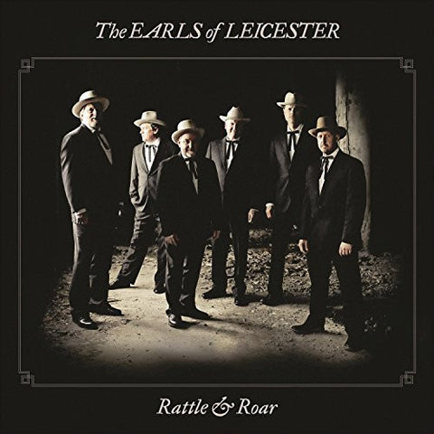 The Earls of Leicester - Rattle & Roar - VINYL (2016)