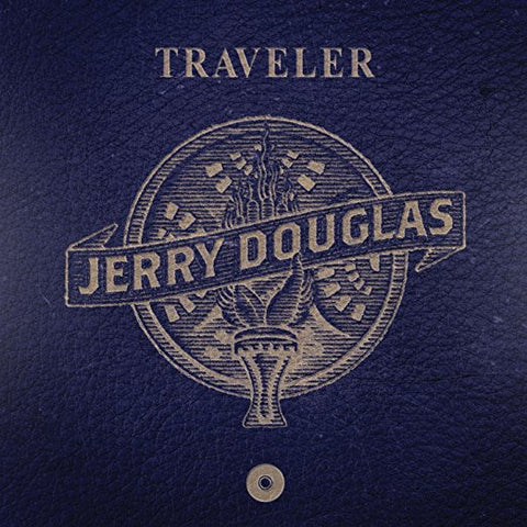 Jerry Douglas Traveler - CD (2012) AUTOGRPAHED