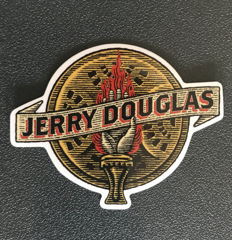 Jerry Douglas Sticker