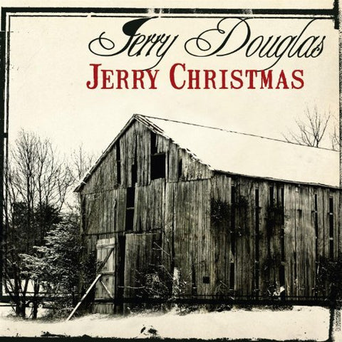 Jerry Douglas - Jerry Christmas - CD (2009)