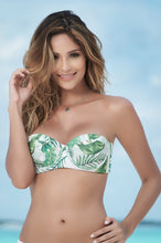 Swim Wear Top, Perfect Fit, Molded Cup, Under Wire, Removable Straps, $25.95 7 Colors - Morada Fashions