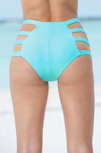 Swim Wear, Strappy High Waist Bottom, $21.95,  7 Colors - Morada Fashions