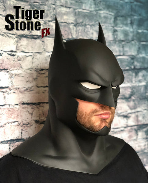 Our smaller (standard sized) Justice League War / Animated movies Batman cowl