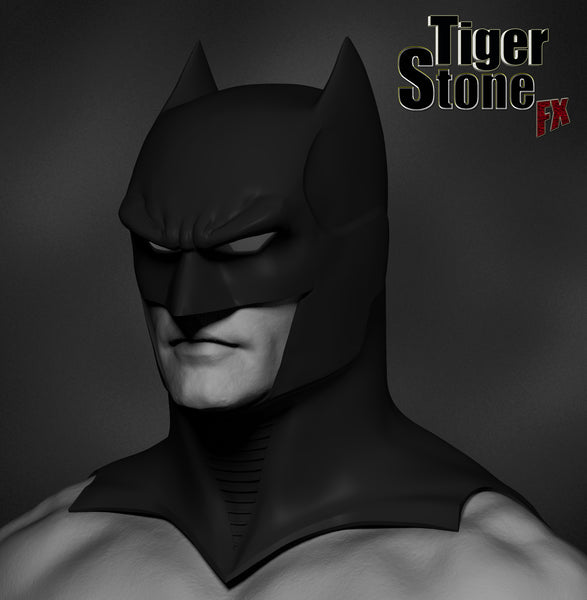 "Original design ""GD"" Batman cowl - update"