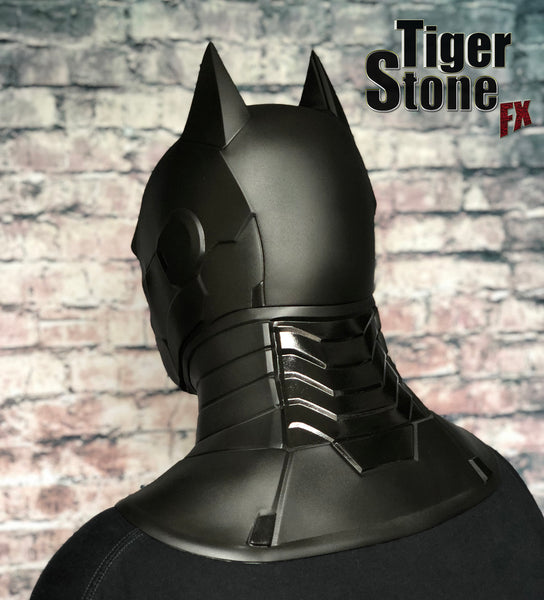 armored batman cowl (back)