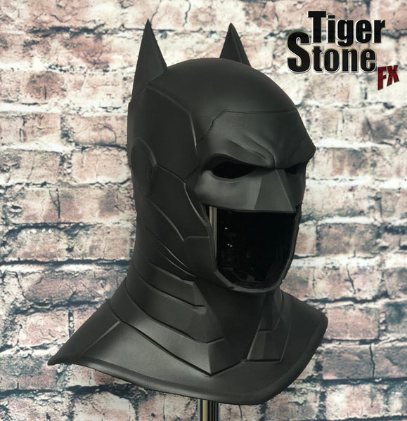 armored batman cowl (side)
