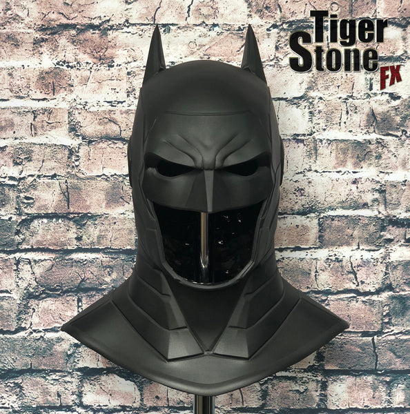 armored batman cowl (front)
