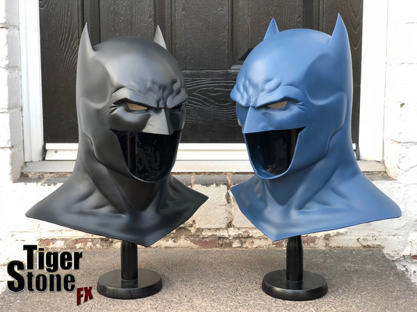 Batman Rebirth cowl