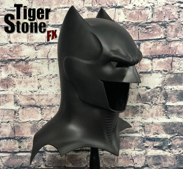 GD Batman cowl - by Tiger Stone FX (side)