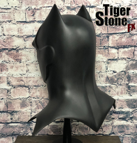 GD Batman cowl - by Tiger Stone FX (side back)