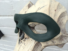 Green or Metallic Green Arrow inspired Sidekick Superhero Mask V1 - For your costume