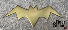 Batgirl animated series (BTAS) inspired chest emblem  - Yellow or Gold but can be made in various other colors too