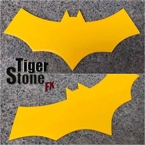 Batgirl of Burnside inspired chest emblem  - (can be made in various colors)