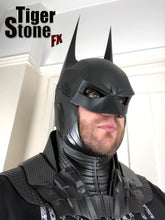 Batman Arkham Knight inspired cowl, neck piece and shoulder piece (full 3 piece set)