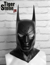 Batman Beyond cowl (original design) - 2-piece cowl (head & neck piece)