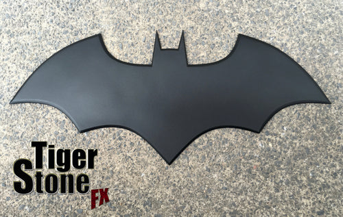 New 52 inspired Batman chest emblem (can be made in various colors)
