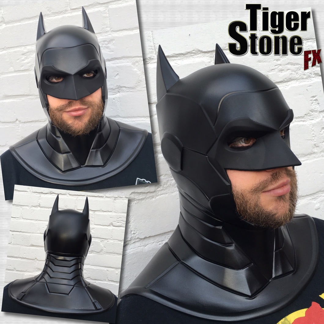 Batman Armored New 52 inspired cowl