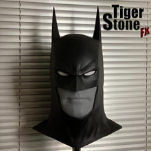 "Batman cowl ""The Night"" - custom (original) design"