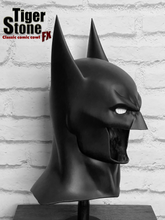 Classic Batman Comic cowl (inspired by Norm Breyfogle Neal Adams Jim Aparo Lopez) - by Tiger Stone FX (right)