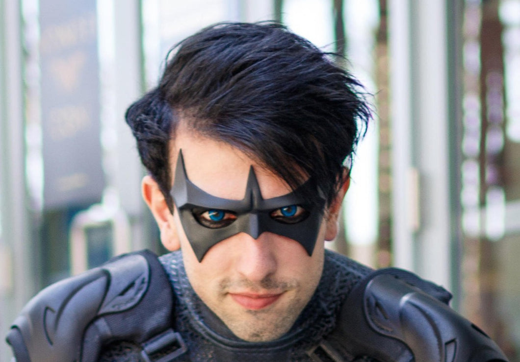 Arkham Knight inspired Nightwing face / eye mask