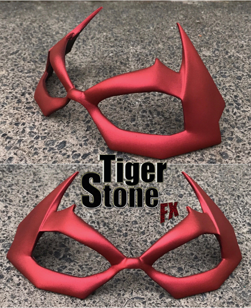 Jason Todd / Red Hood Hush inspired mask (can be made in many colors)