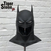 Batman animated movie Justice League War inspired cowl / mask - Justice League Dark, Batman Bad Blood etc - Larger cowl