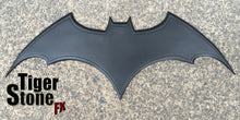 Batman Begins inspired chest emblem (can be made in various colors)
