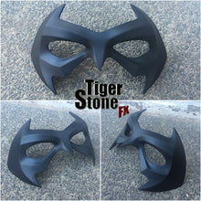 Original design Nightwing inspired Sidekick Superhero Mask - (can be made in various colors)