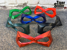 Original design face mask (can be made in various colors) - Great for Red Hood, Robin, Green Arrow, Arsenal, Green Lantern, Nightwing etc cosplays