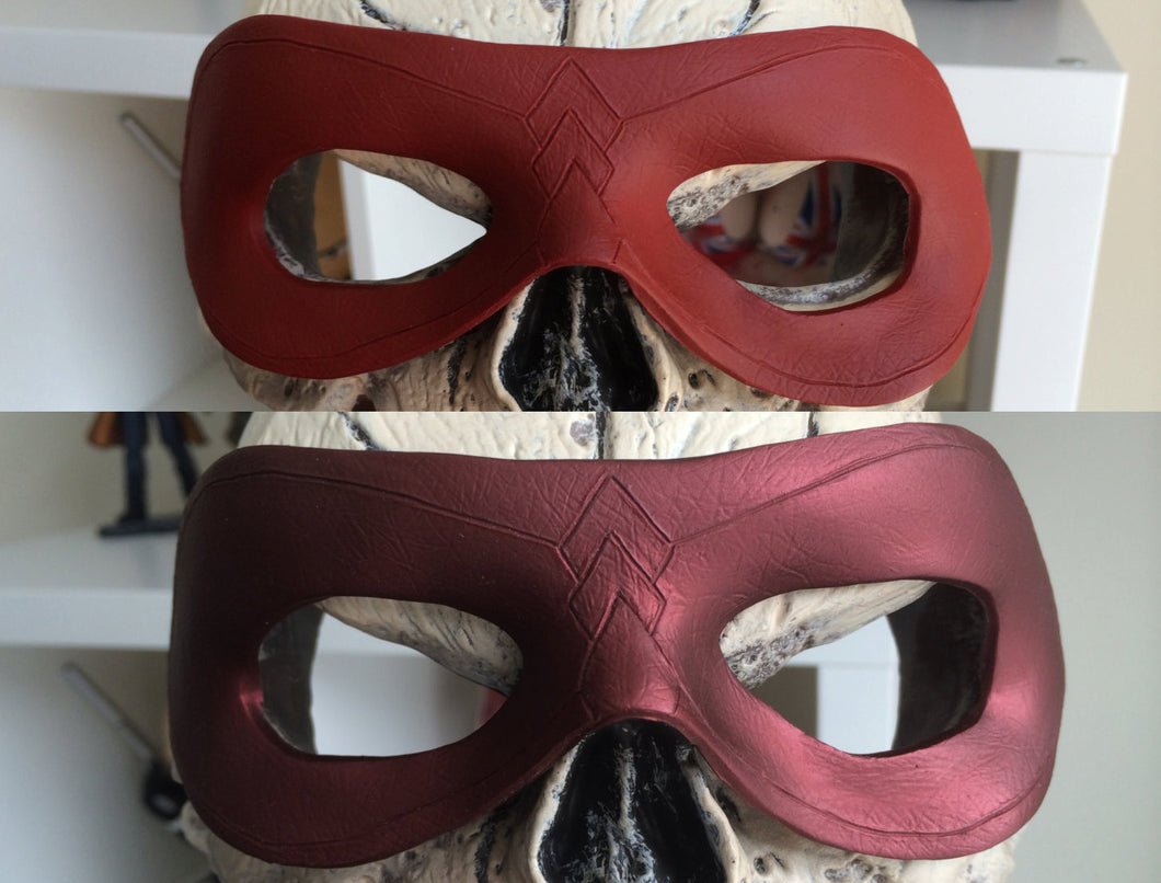 Speedy / Arsenal / Red Arrow inspired mask (V1)