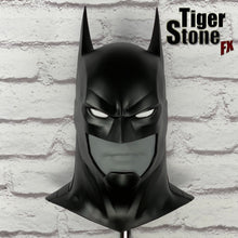 "Armored Batman cowl ""The Knight"" - custom (original) design"