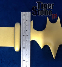 Batgirl Belt - Gold, yellow, red or black (can be made in other colors too)