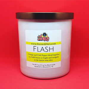 Flash 9 oz Candle